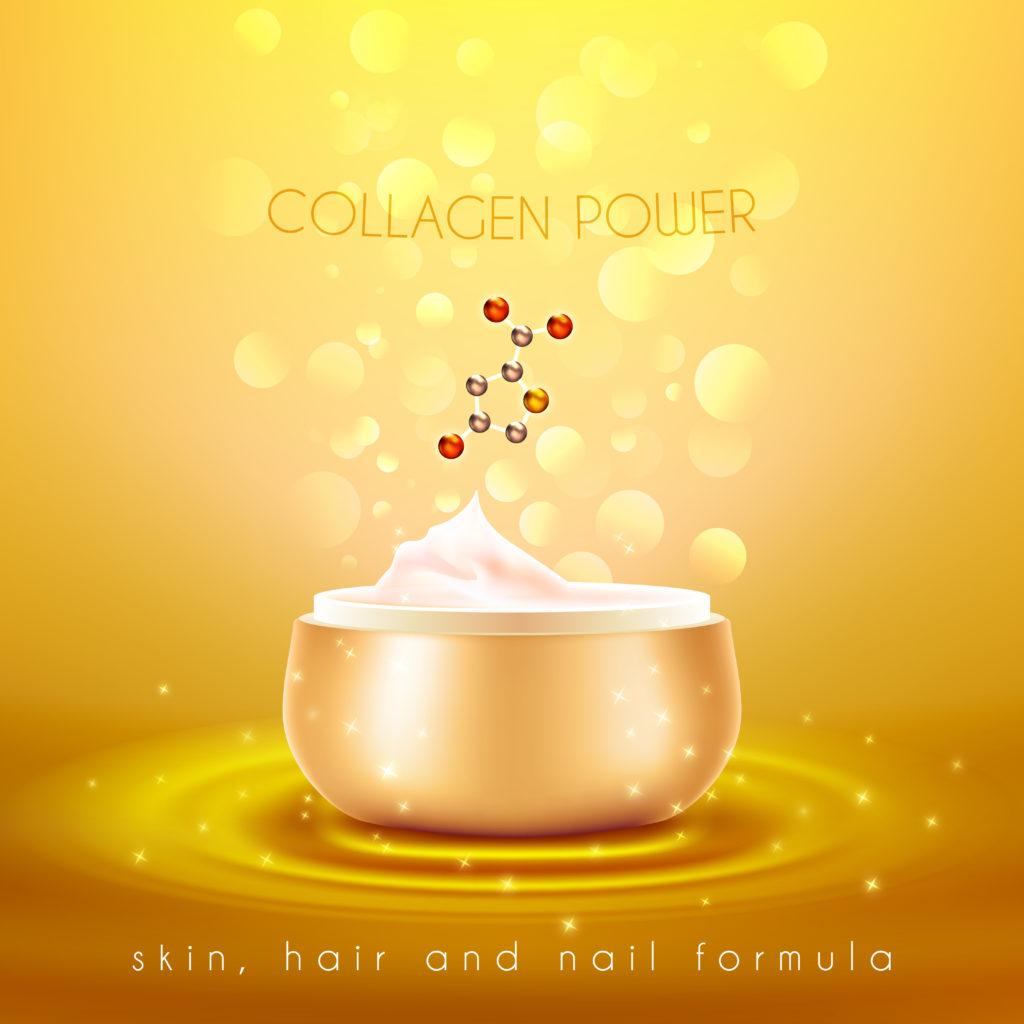 Collagen cosmetics